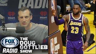 NBA - LeBron James is Emperor of a Dysfunctional Kingdom