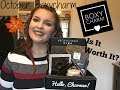 Over $130 In Product For Only $21 A Month!! October Boxycharm Unboxing!!