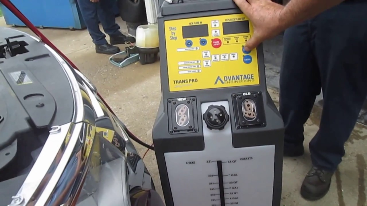 2011 Ford Edge Transmission Flush Save Your Transmission