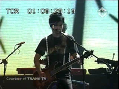 nidji - Child ( Exclusive Nidji LIVE ON TRANS TV )