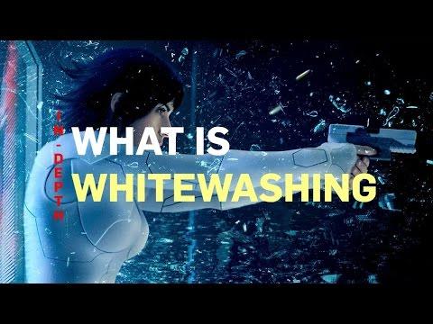 What Is Whitewashing?
