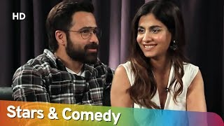 Stars & Comedy - Emraan Hashmi - Shreya Dhanwanthary - Why Cheat India - Chat Show #ShemarooComedy