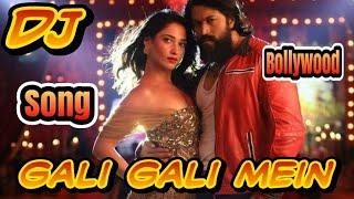 Bollywood //Dj song //Gali Gali mein //kgf