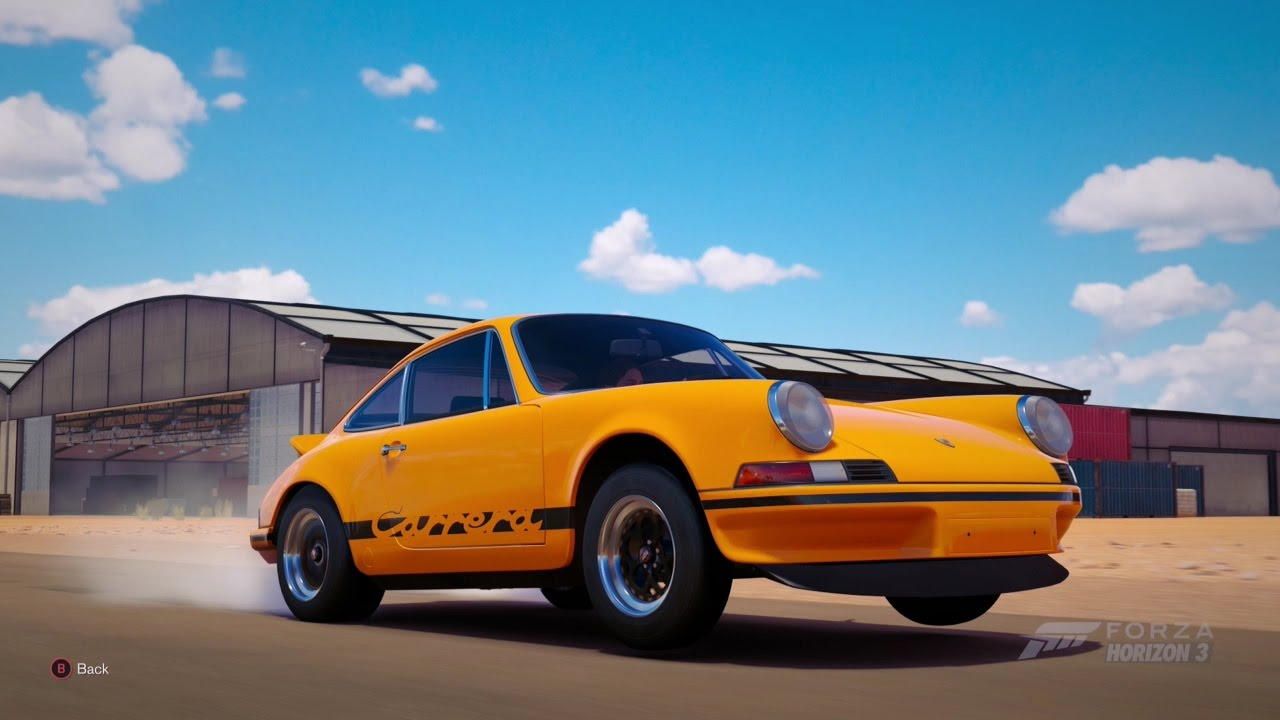 Forza horizon 3 1973 porsche 911 carrera rs youtube forza horizon 3 1973 porsche 911 carrera rs vanachro Choice Image