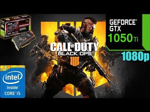 e7966d86b8b85 Call of Duty Black Ops 4   GTX 1050TI 4GB