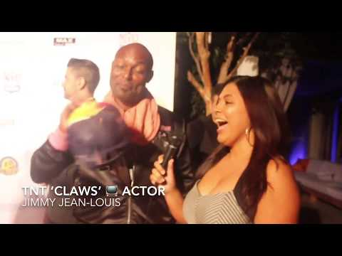 TNT 'Claws' Actor Jimmy Jean Louis On The Importance Of Women Leading The !