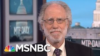 Fmr. WH Counsel: FBI And GOP Congressmen Meeting 'Remarkable Crossing Of A Line' | MTP Daily | MSNBC