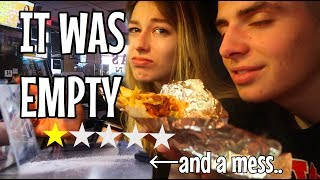 worst reviewed taco (ONE STAR) VS. best reviewed taco (5 STAR) IN AUSTIN!! | FT. BadZach