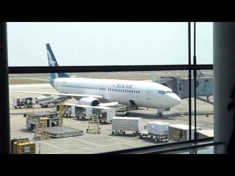 SILKAIR BOEING 737 800 PHNOM PENH TO SINGAPORE