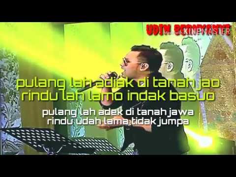Download lirik dan arti lagu Pulanglah uda. Lagu minang. Judika cover