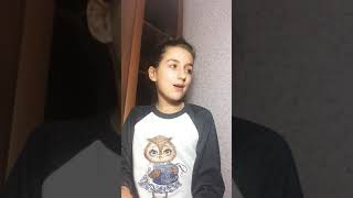 Между нами любовь - SEREBRO ( Cover) Яна Горная