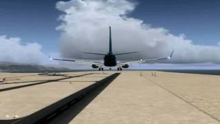 Simfly.eu World Tour Leg 53 Landings