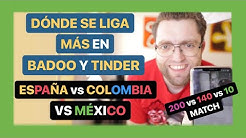 tinder in colombia