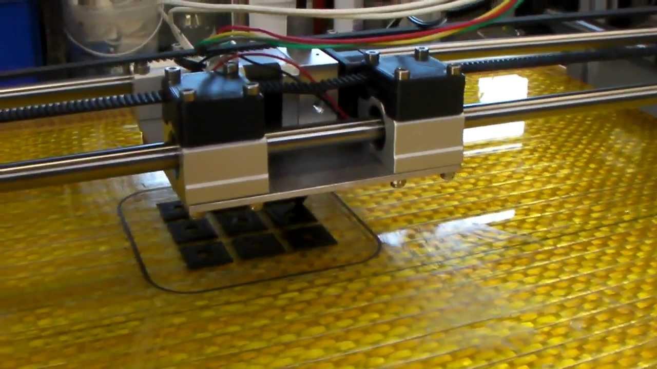 Large diy 3d printer doovi for 3d printer build plans