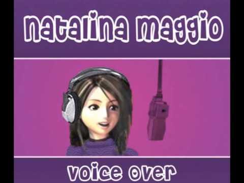 Natalina Maggio Voice Over