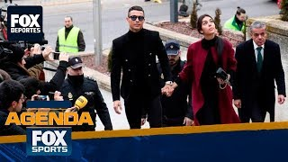 Agenda FOX: Cristiano Ronaldo se declaró culpable y aceptó la multa