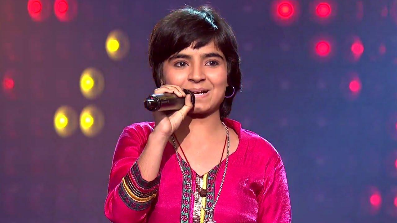 meet jain voice of india blind audition