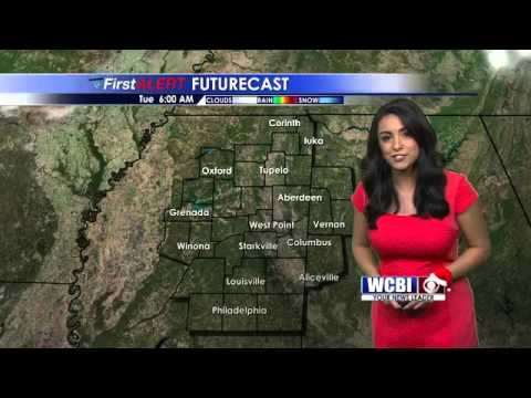 Morning Weather Update December 14 2015 Youtube