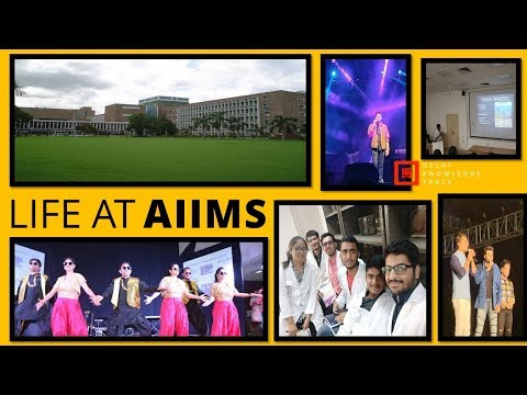 Life At AIIMS | Make Your Dreams Into Reality | By Sayed Fazeel Mohsin | AIR 19 AIIMS MBBS 2018