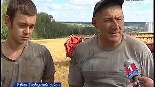 Славим человека труда Рыбно-Слободского района