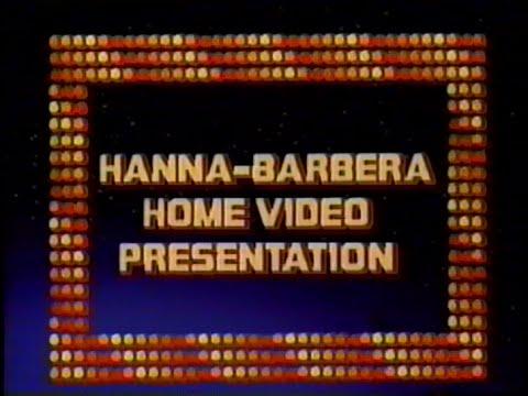 Hanna Barbera Home Video Presentation 1986 Company Logo