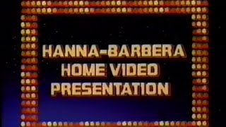 Hanna-Barbera Home Video Presentation (1986) Company Logo (VHS Capture)