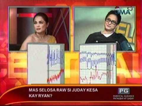 Juddy Ann and Ryan Agoncillo: Don't Lie to me Reloaded Part 1