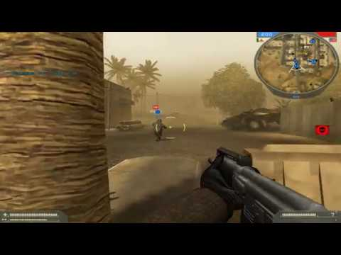 СТАРАЯ, НО ЛЮБИМАЯ СТРЕЛЯЛКА играем в  Battlefield 2
