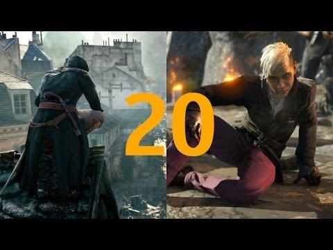 видео: 20 самых ожидаемых игр 2014 года (июль-декабрь)