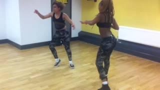A.T AFRO DANCE - fally Ipupa ft krys -sexy danse