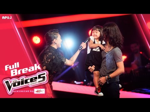 The Voice Thailand 5 - Blind Auditions - 11 Sep 2016 - Part 6