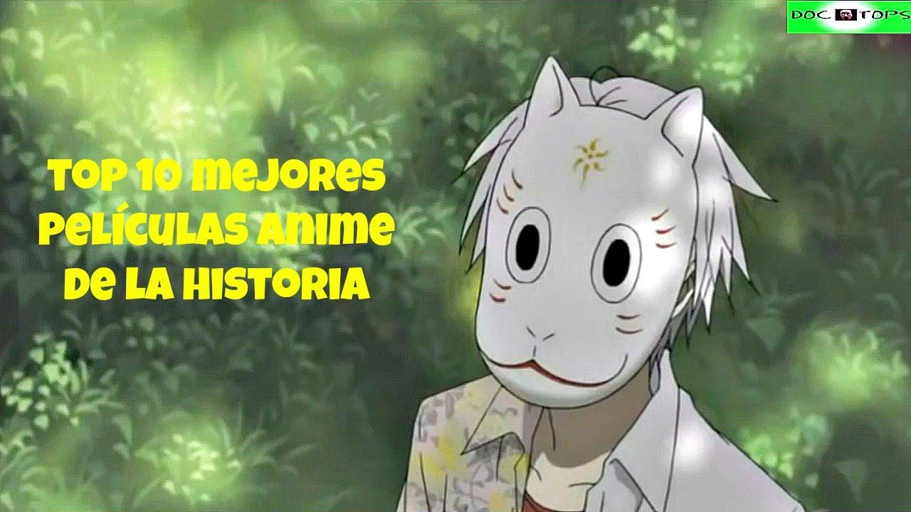 peliculas anime