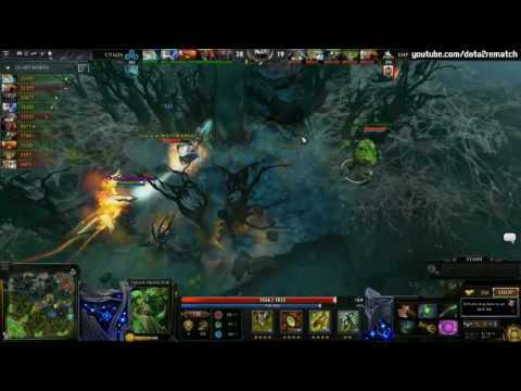 Empire vs Cloud9 Game 2 ESL One 2015 Highlights