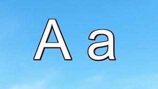 La chanson de l'alphabet russe avec sous-titres français - La langue russe avec plaisir
