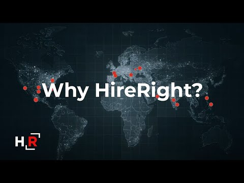 Why HireRight?