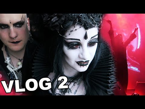 WGT VLOG 2 - Drunk Shopping and Spooky Bands | Black Friday
