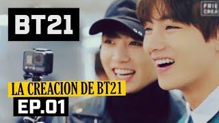 [Sub espa?ol] BTS - La creaci?n de BT21 (EP.01) MP3