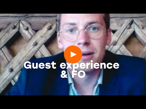Guest experience and your front office