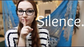 What the World Needs: Silence. Thumbnail