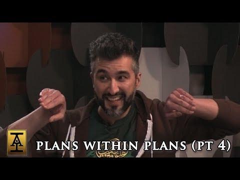 """Plans Within Plans, Part 4 - S2 E05 - Acquisitions Inc: The """"C"""" Team"""