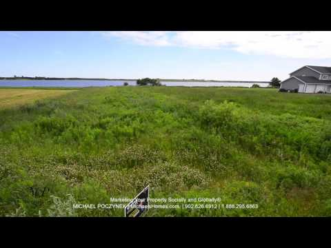 Grand River Waterfront Lots for Sale Rivers Edge Subdivision west of Summerside