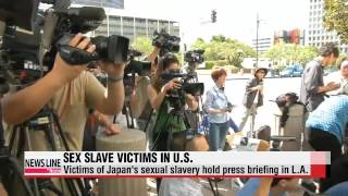 Former sex slaves travel U.S. to call attention to issue