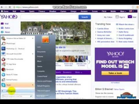 ลงทะเบียน Yahoo.com