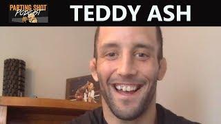 Teddy Ash Talks Unified MMA  Middleweight Title Fight Against UFC Veteran Seth Baczynski on Sept 28