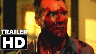 THE HARROWING - Official Trailer (2018) Thriller Movie
