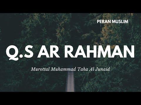 Download Lagu Muhammad Taha Al Junayd - Q.S Ar Rahman | Murottal Anak