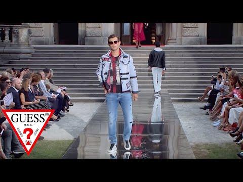 GUESS Europe S/S '18 Collection Runway Show