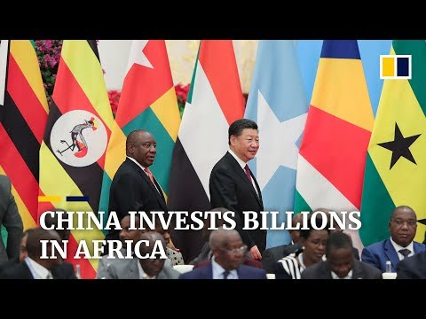 Is China pushing Africa into a 'debt trap'?