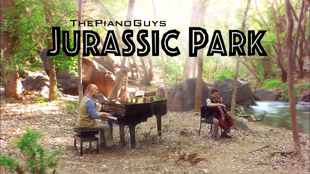 Juric Park Theme 65 Million Years In The Making Piano Guys You