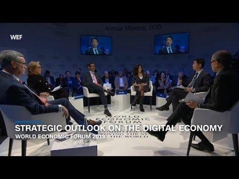 Davos WEF 2019: Strategic Outlook on the Digital Economy